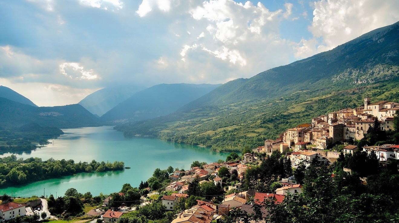 Abruzja Włochy atrakcje