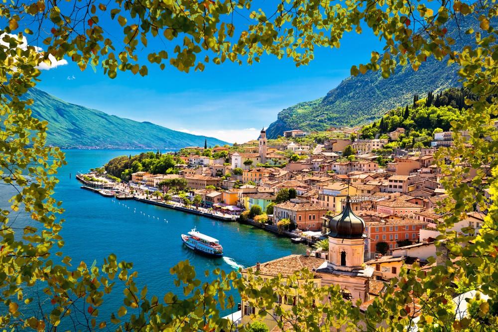 Jezioro Garda luksusowe hotele Włochy