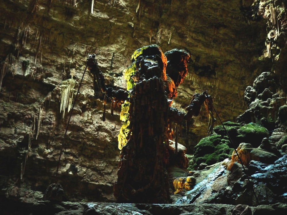 atrakcje Bari - jaskinie Castellana