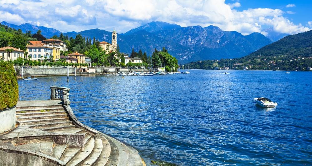 wakacje we Włoszech - piękne wioski Lago di Como, Tremezzina