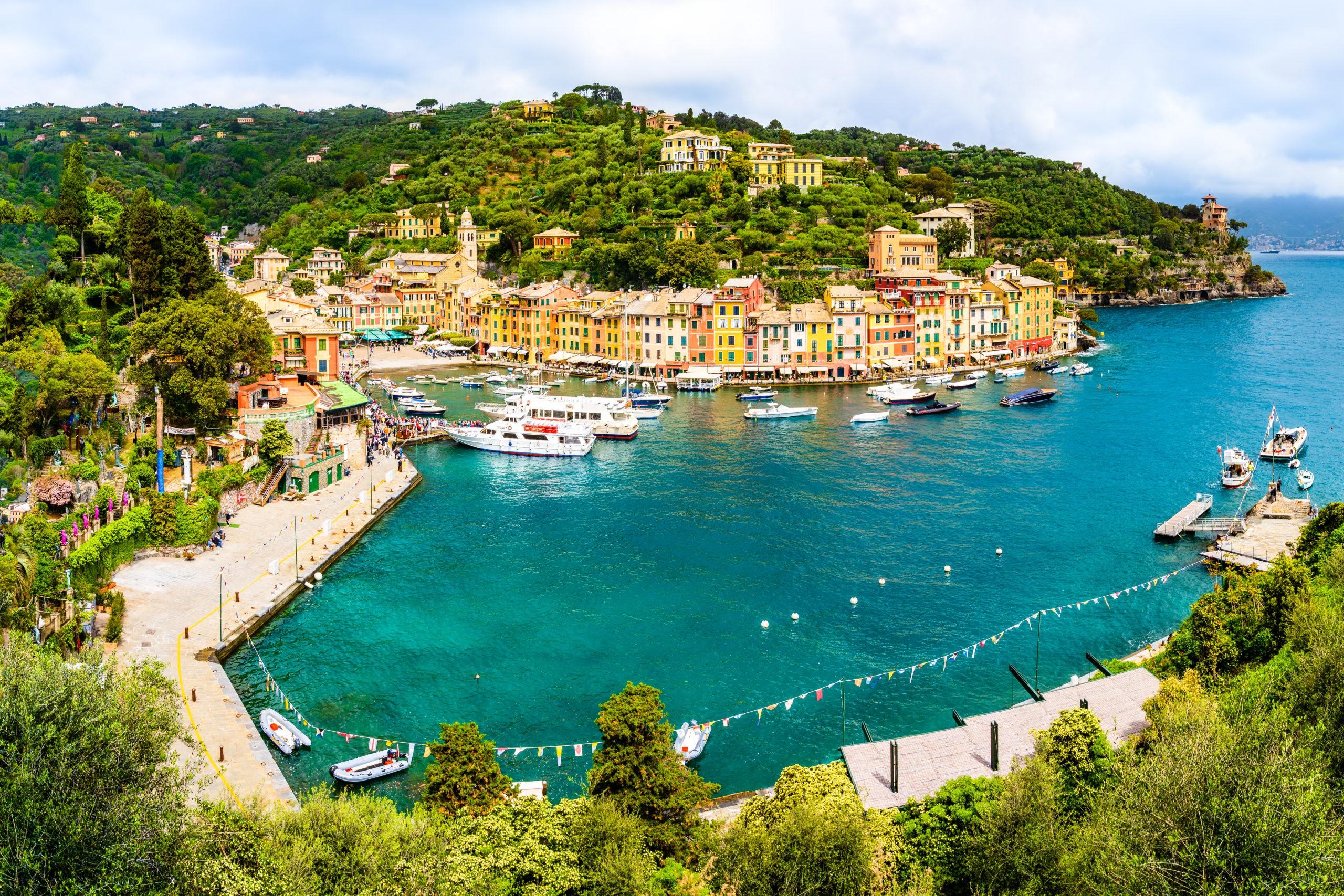 Liguria - wakacje nad włoską riwierą, co zwiedzić, plaże, noclegi