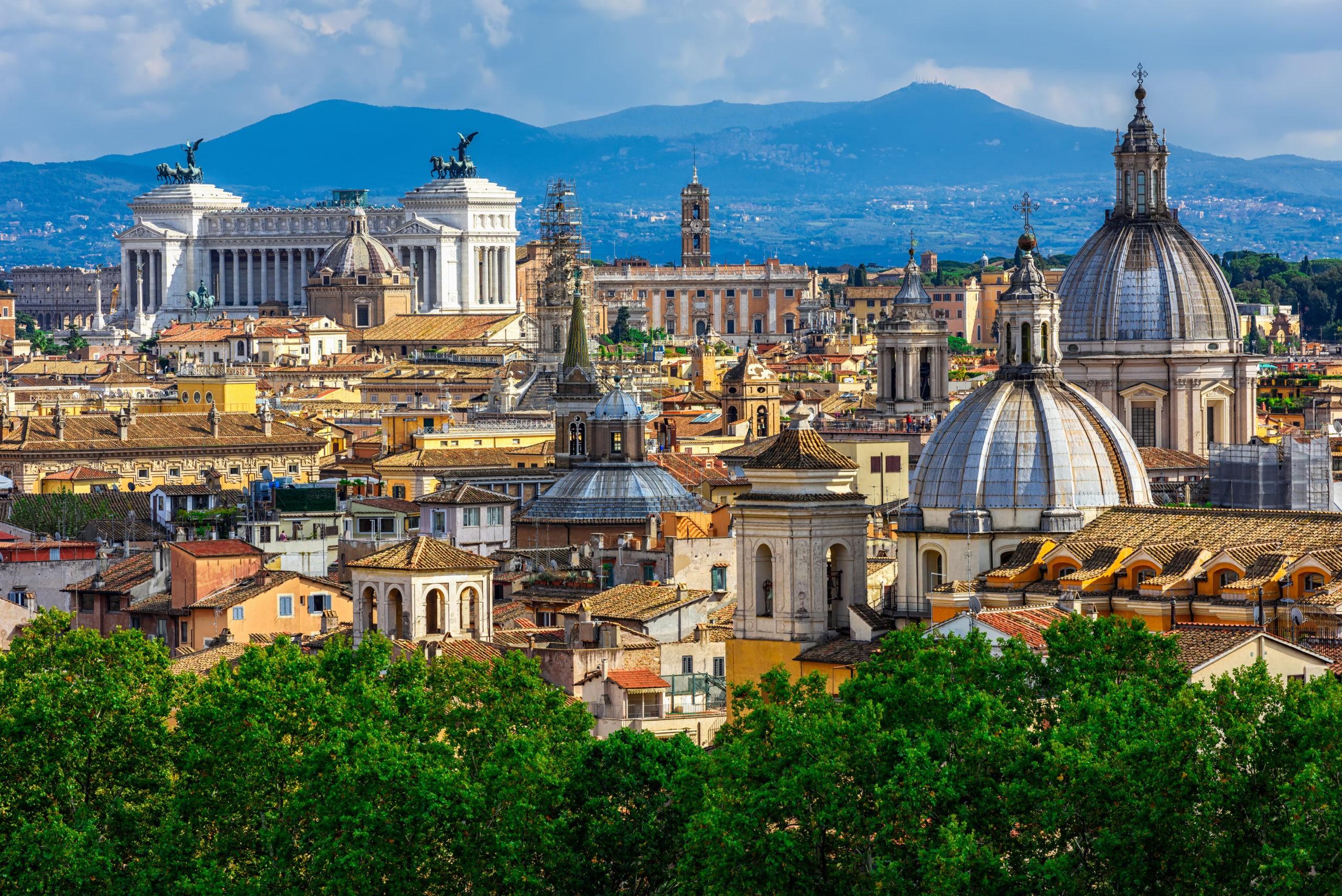 Jak tanio zwiedzić Rzym