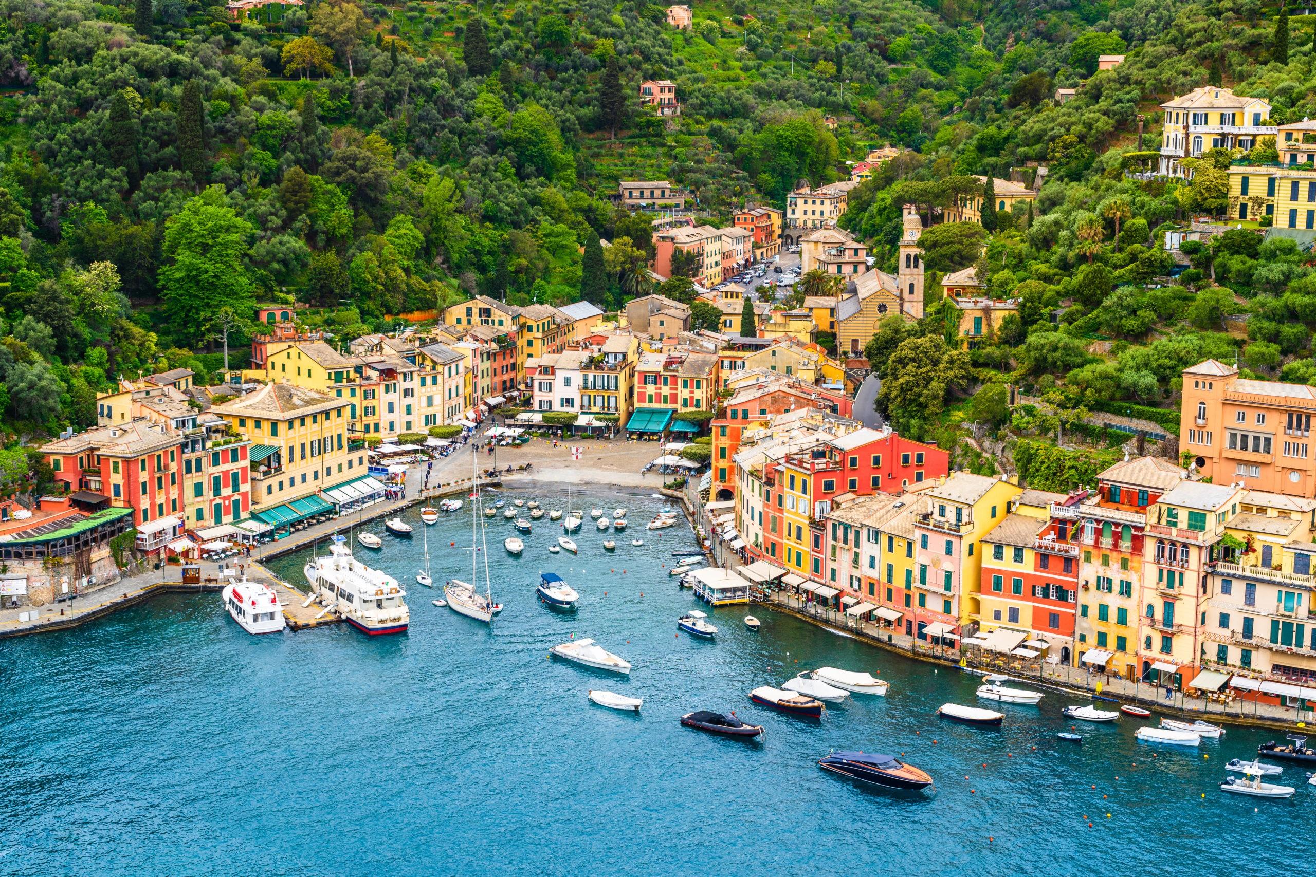 Portofino - malowniczne miasteczko Włoskiej Riwiery - co zobaczyć, zwiedzanie, noclegi