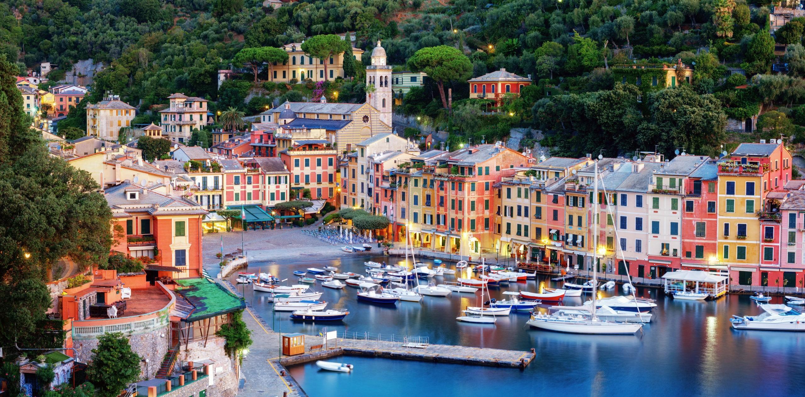 Zwiedzanie Portofino - małe miasto o wielkim uroku. Wszystko, co musisz wiedzieć
