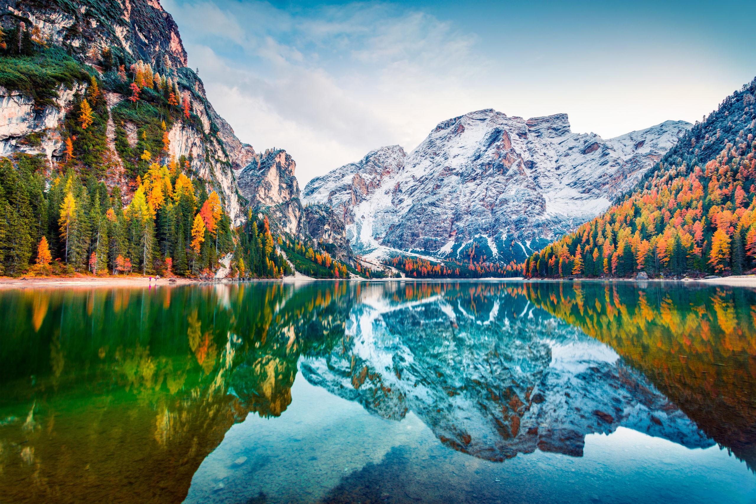 Jezioro Braies - atrakcje, jak dojechać