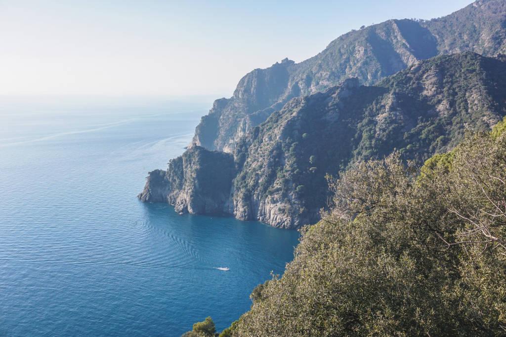 San Fruttuoso bay, Parco Naturale Regionale di Portofino (Portofino Natural Park), Liguria, Italy