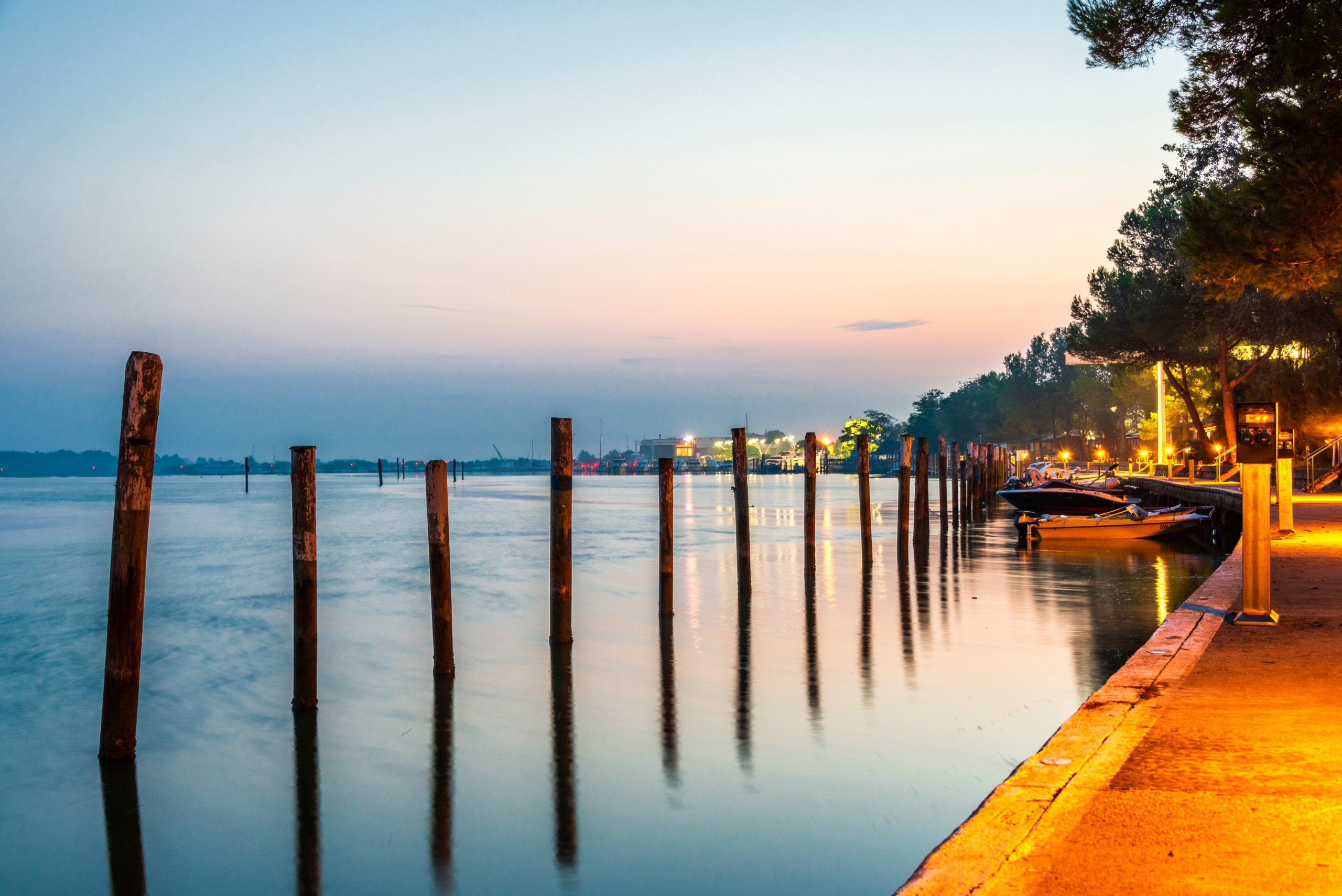 Bibione - miasto odpoczynku, zieleni i słońca. Co zobaczyć, zwiedzanie.