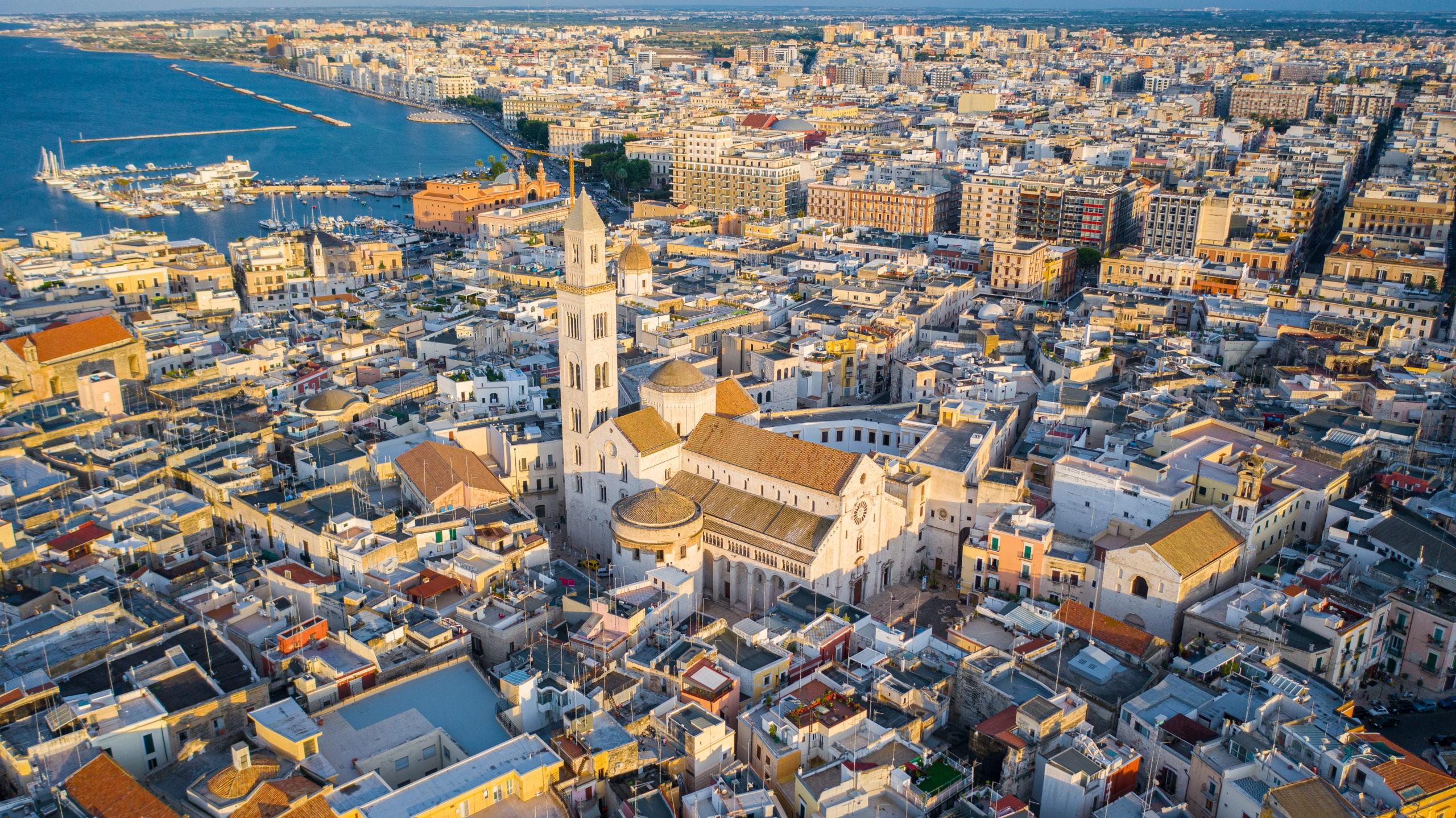 Bari - najlepsze hotele i noclegi przy plaży
