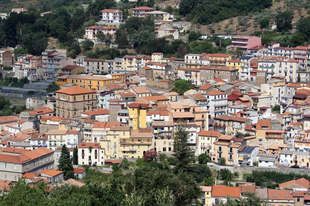 City, South Italy, Lamezia Terme, Calabria