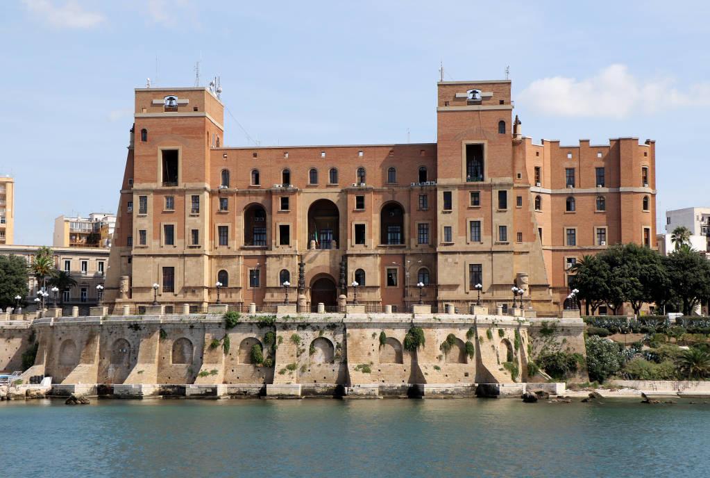 Palazzo del Governo (Governament Palace) - Taranto, Puglia, Italy