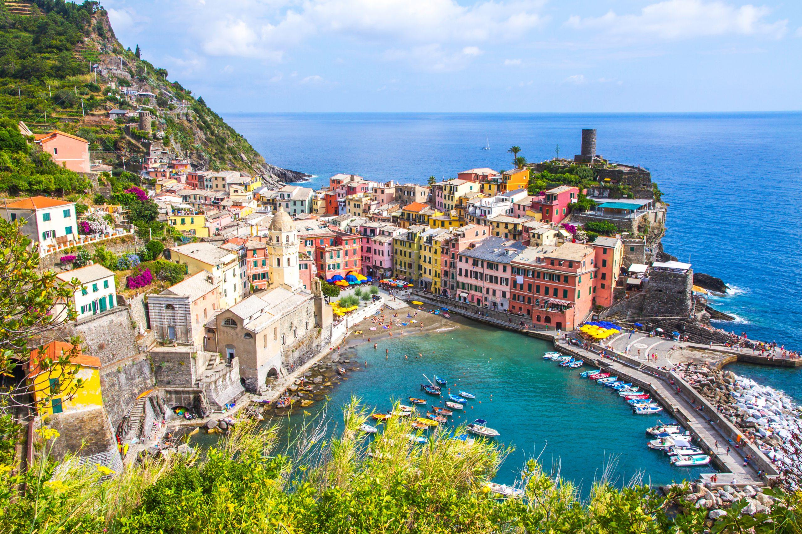 Jednodniowa wycieczka do Cinque Terre
