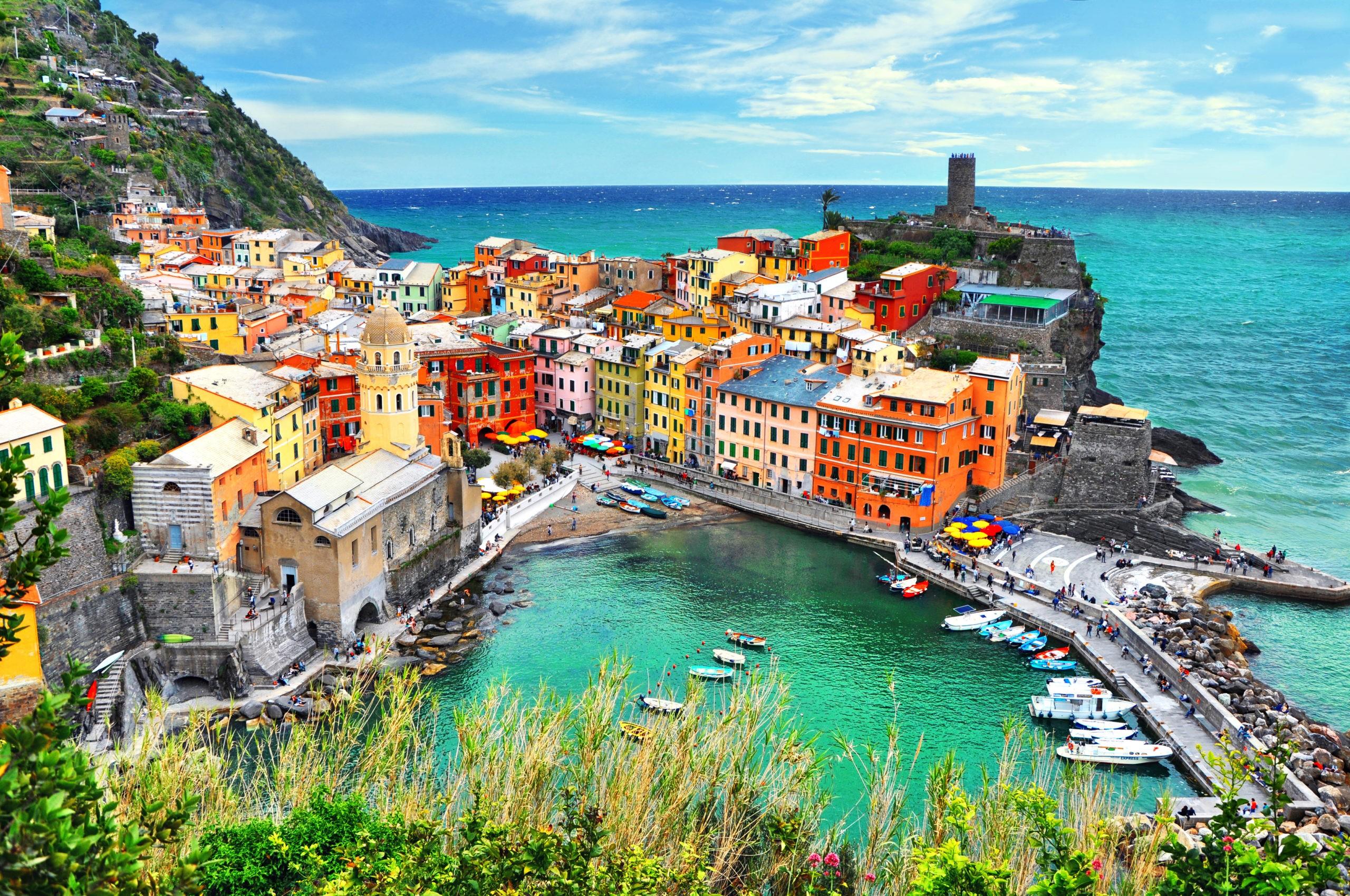 Cinque Terre i niepowtarzalne wakacje na Riwierze Liguryjskiej