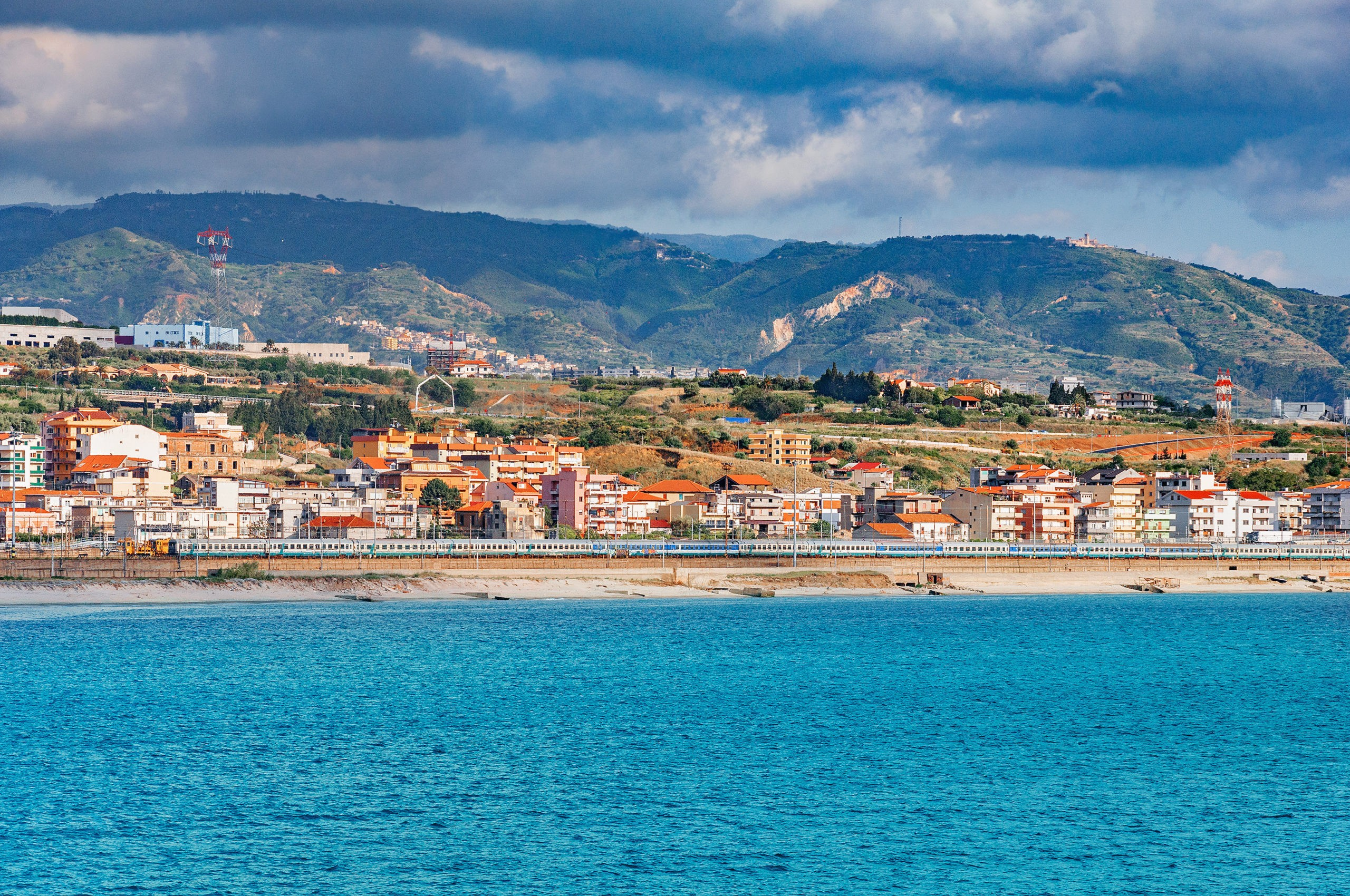 Plaże, zabytki i jeden nieudany deser. Reggio di Calabria- nieznana perła Italii