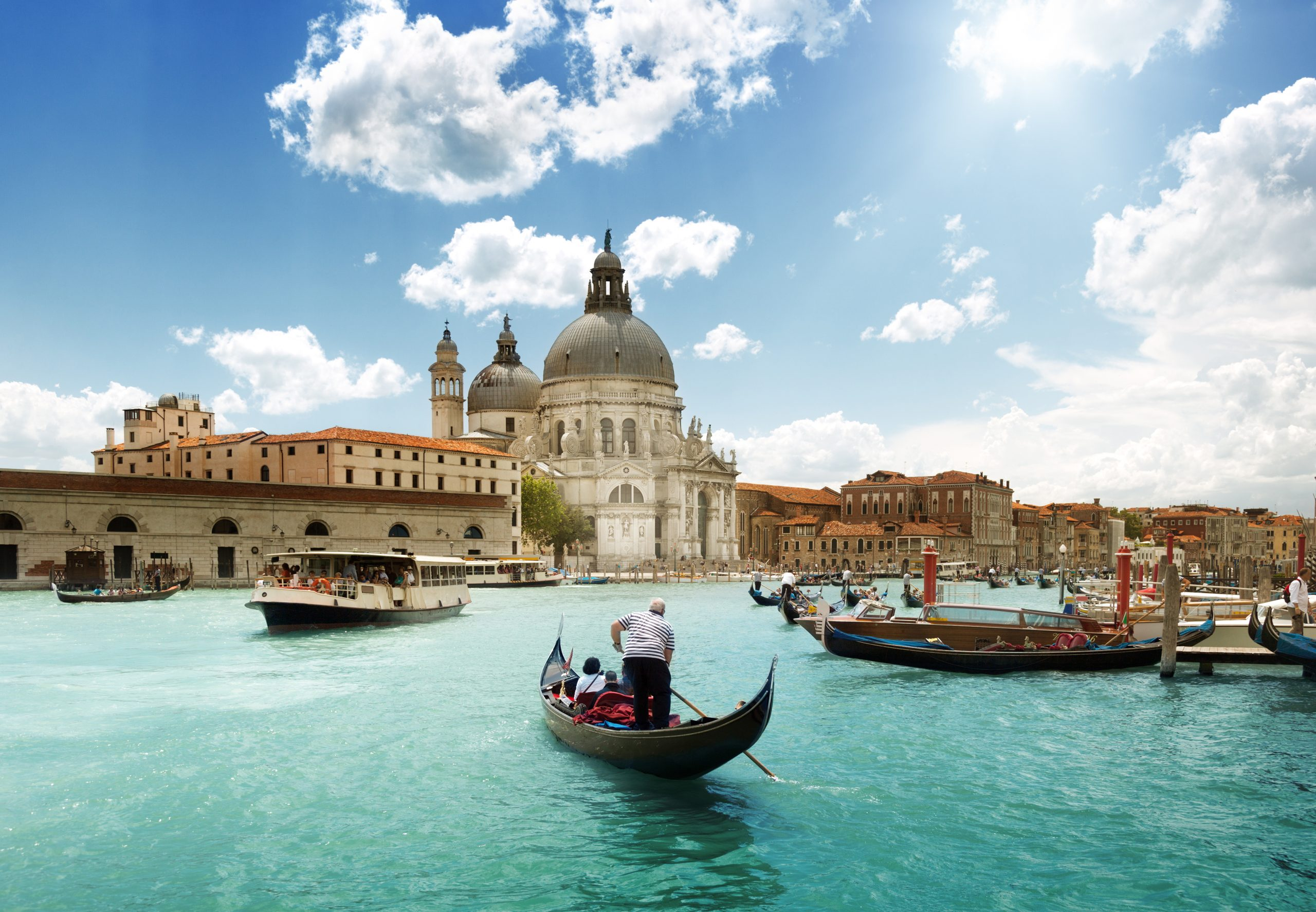 Jak dostać się z Wenecji do Burano