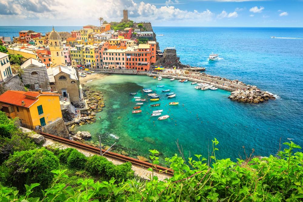 Liguria Włochy wakacje