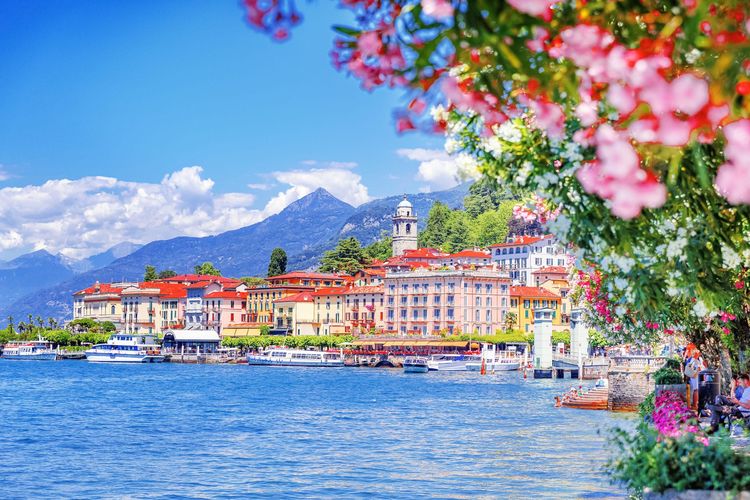 Jezioro Como, Włochy, fot. shutterstock.com