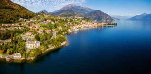 Menaggio, jezioro Como, fot. shutterstock.com