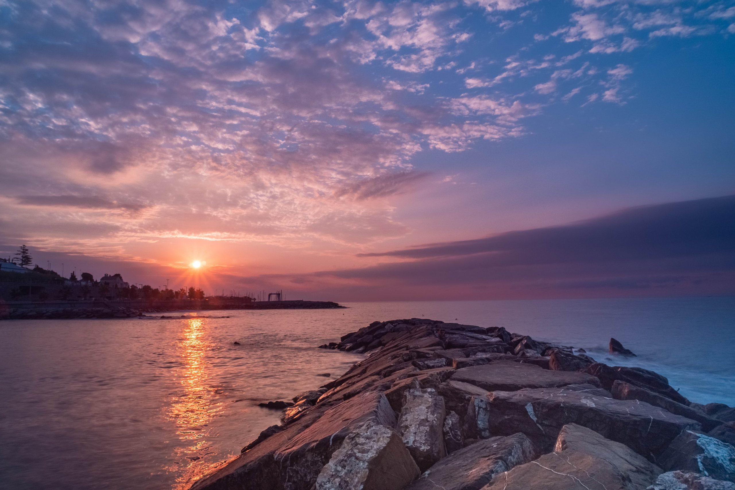 Santo Stefano al Mare, Liguria, Włochy, fot. shutterstock.com