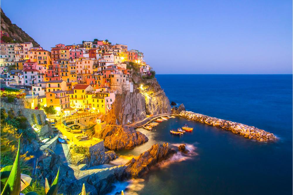 Cinque Terre, Włochy, fot. shutterstock.com