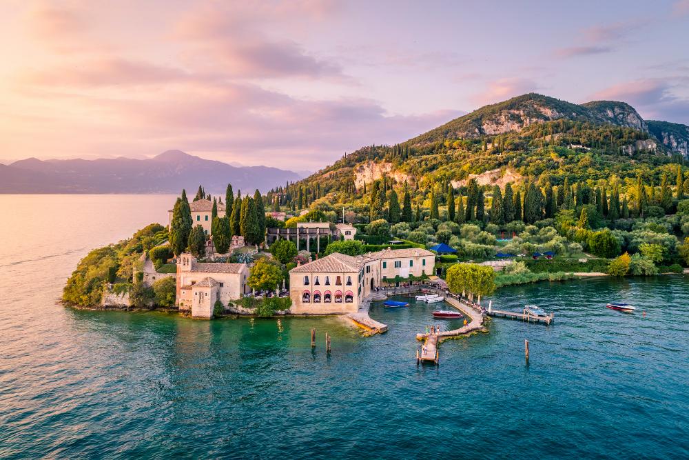 Lago di Garda, Włochy, fot. shutterstock.com