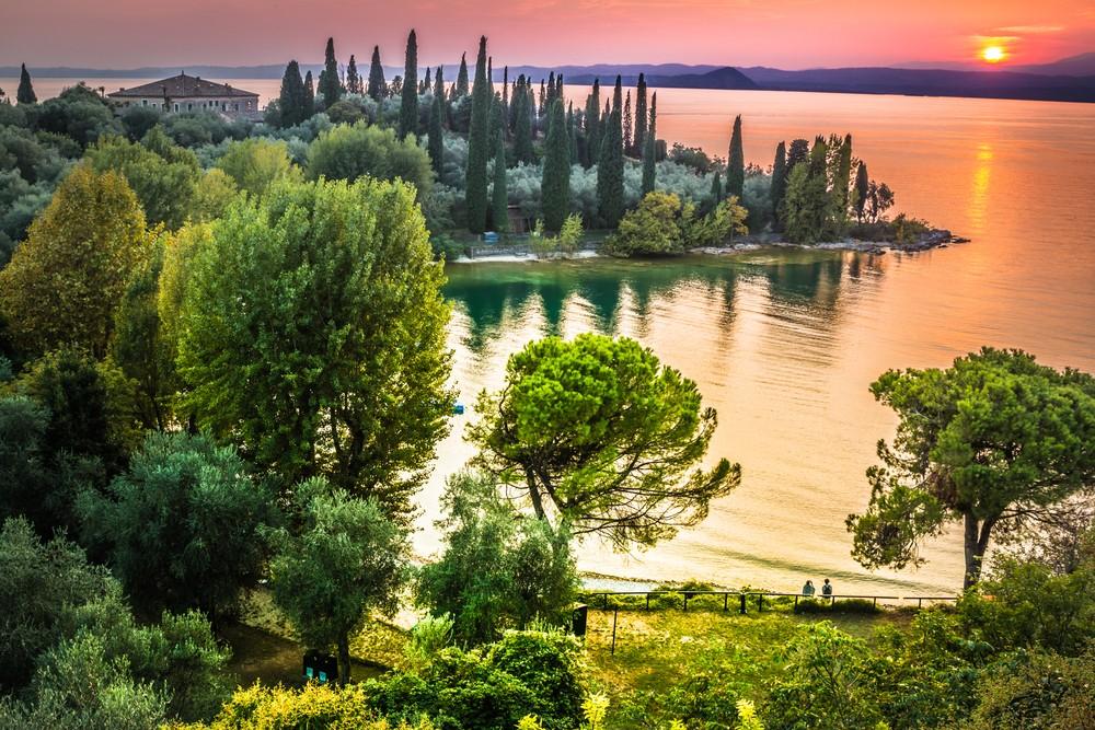 Jezioro Garda, Wlochy, fot. shutterstock.com