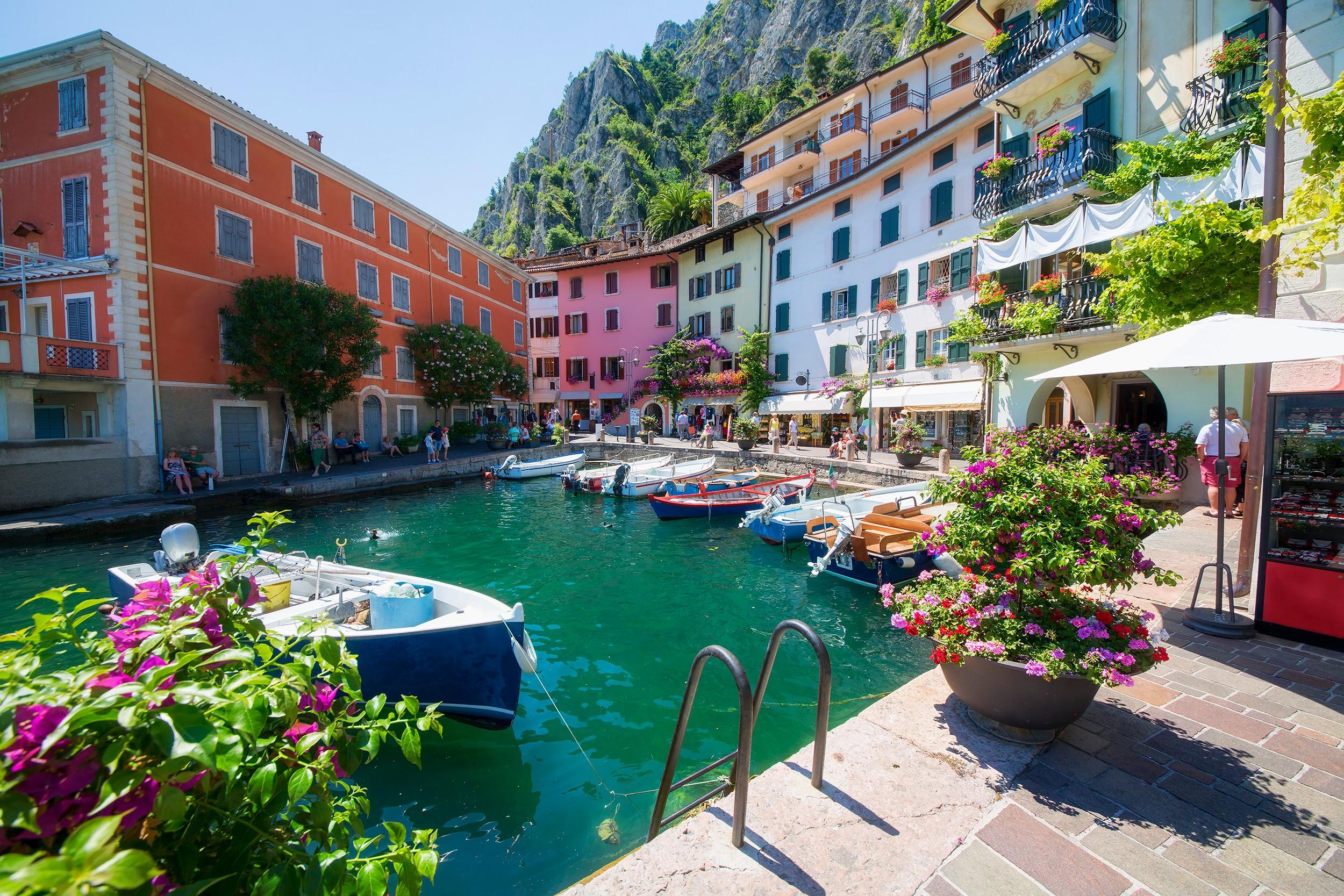 Limone Sul Garda, Włochy