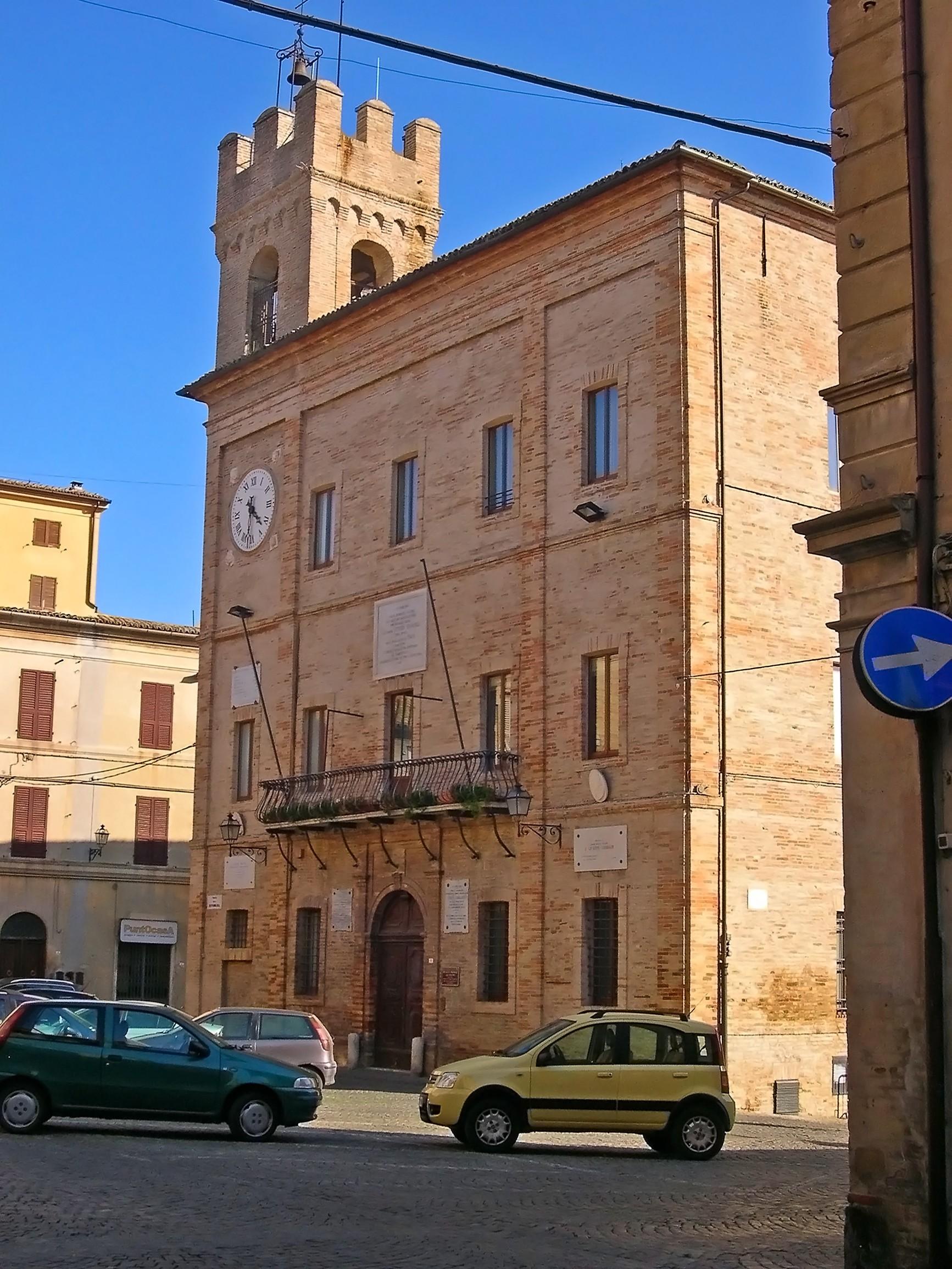 Castelfidardo, Włochy