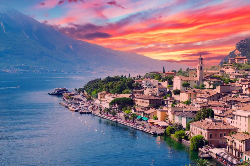 Gdzie jeść nad jeziorem Garda, fot. shutterstock.com