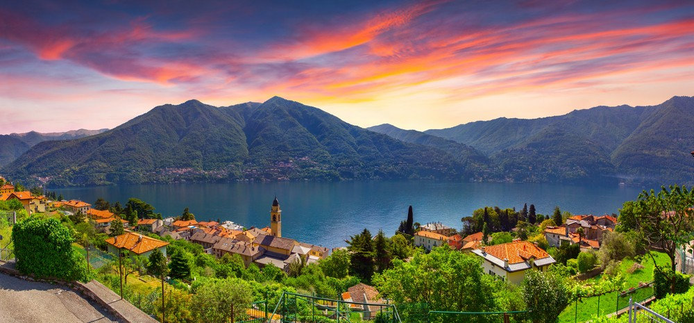 Jezioro Como, fot. shutterstock.com