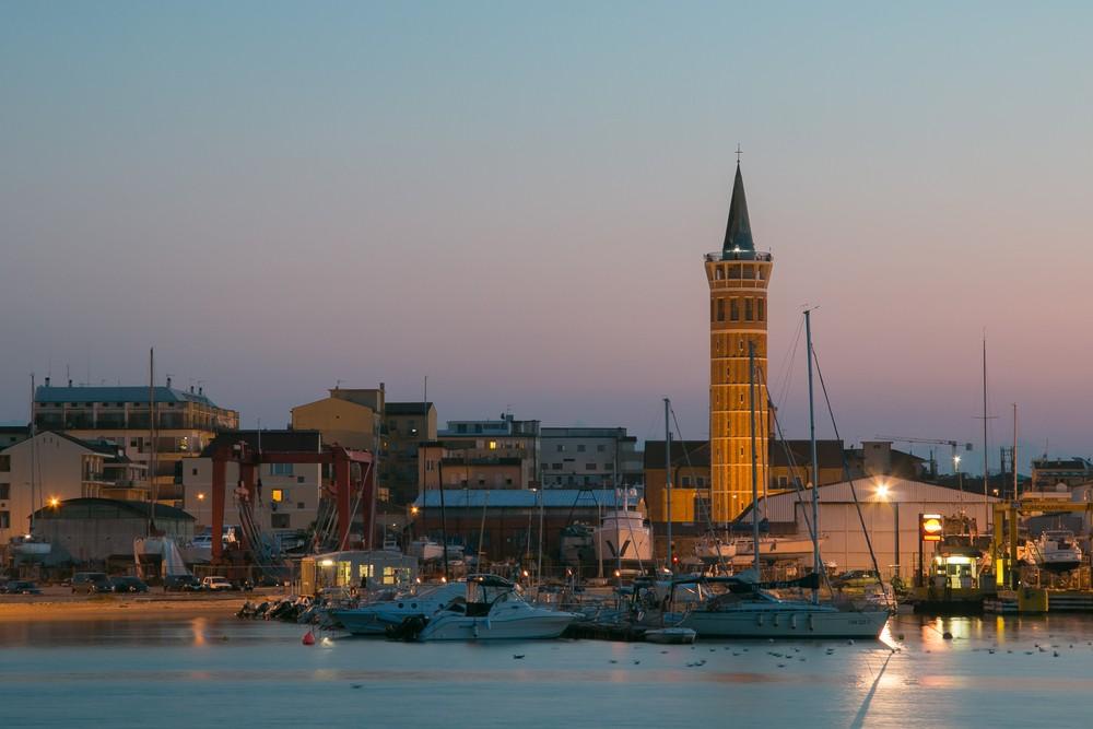 Civitanova,Marche,,Italy, ,July,29,,2016:,The,Port,Of