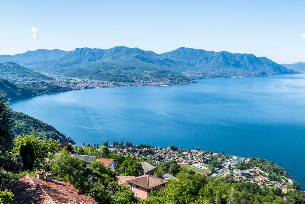 Gospodarstwa agroturystyczne nad jeziorem Maggiore, fot. shutterstock.com