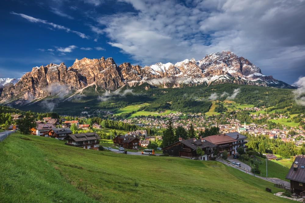 Cortina d'Ampezzo, fot. shuterstock.com