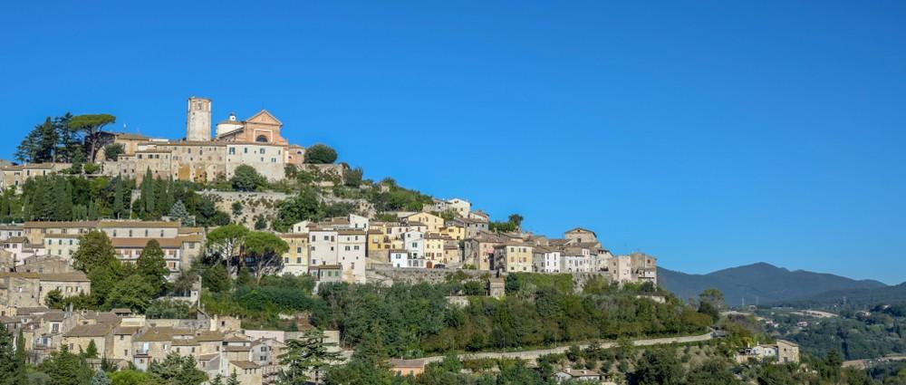 Amelia, Umbria, Włochy, fot. shutterstock.com