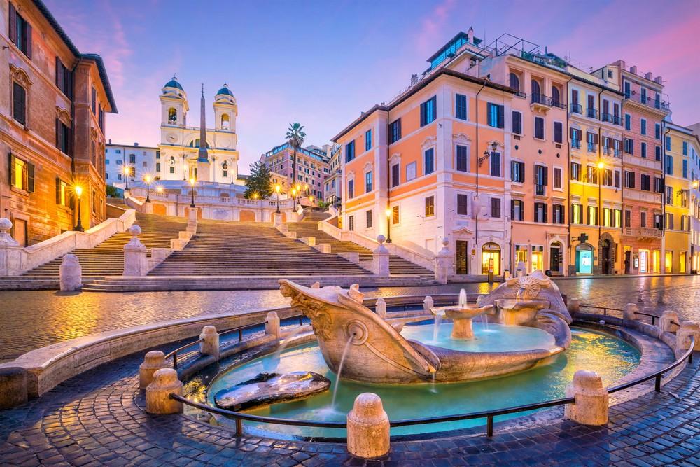Rzym, fot. Shutterstock
