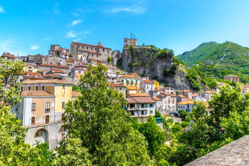 Santa Maria Del Cedro, Włochy, licencja: shutterstock