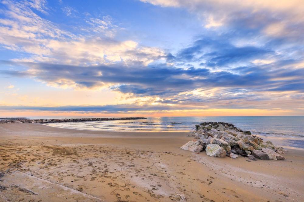 Najpiękniejsze plaże w Wenecji Euganejskiej, fot. shutterstock.com