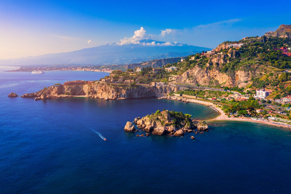 Kurorty nadmorskie na Sycylii, fot. shutterstock.com