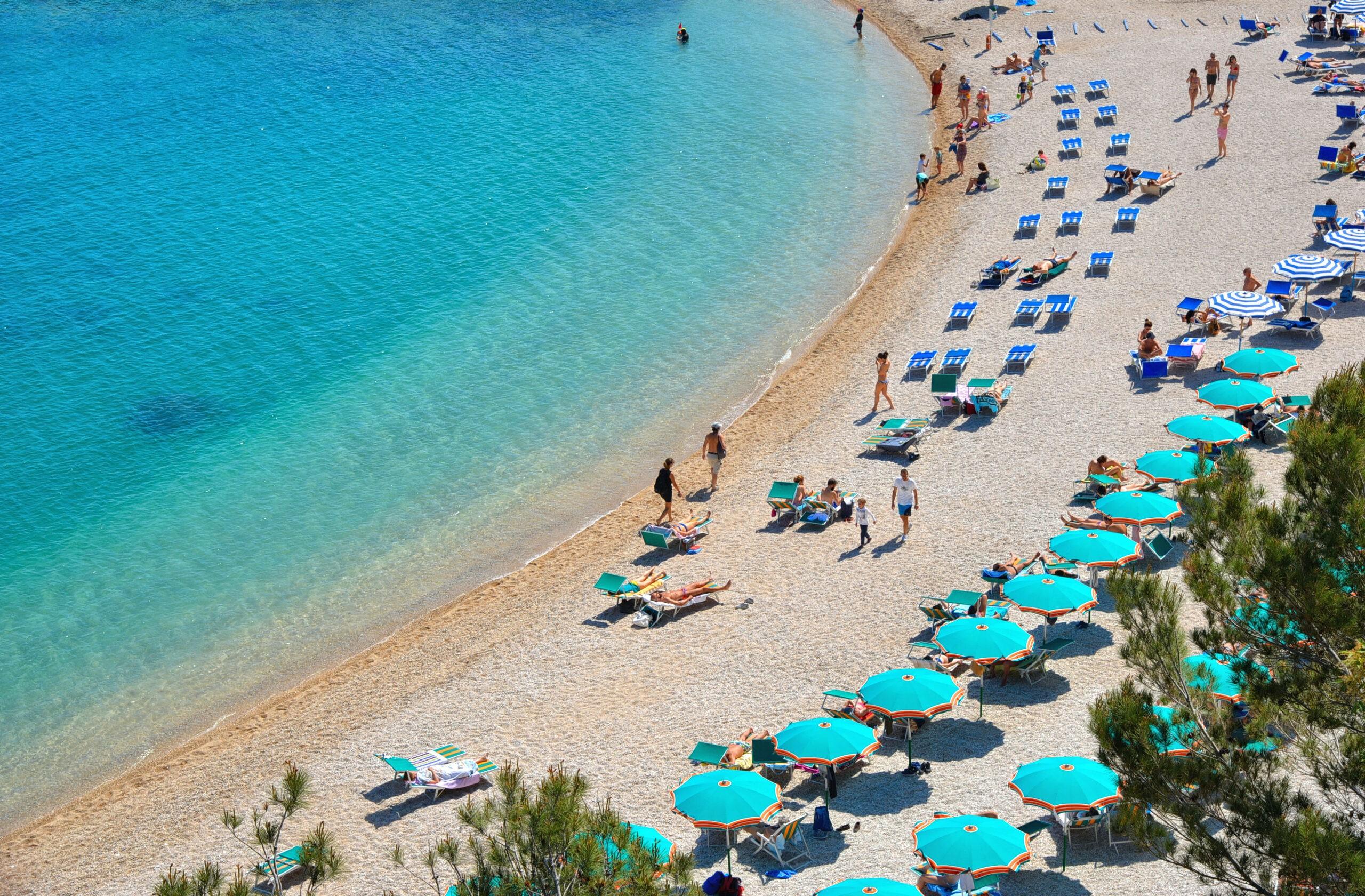 Najpiękniejsze plaże regionu Marche we Włoszech