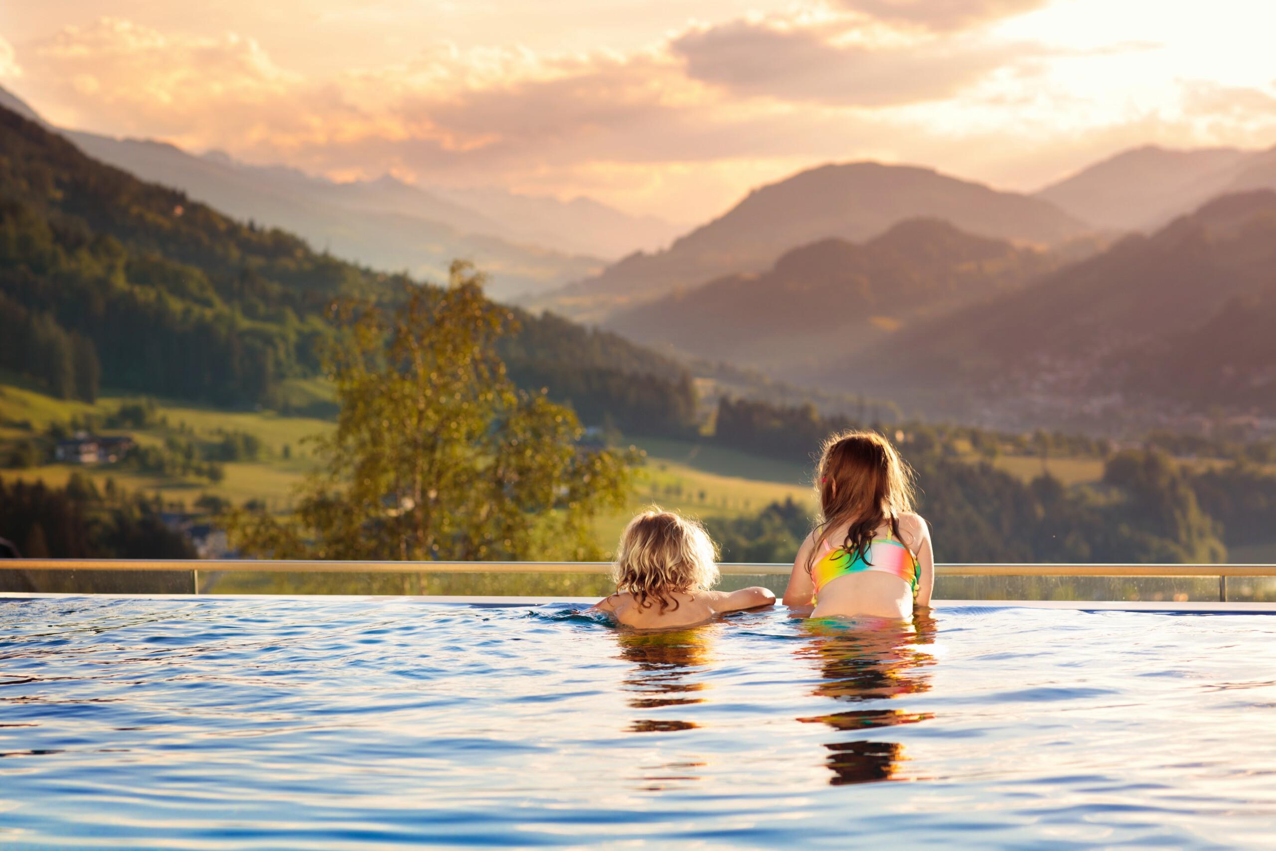 baseny termalne we włoskich hotelach