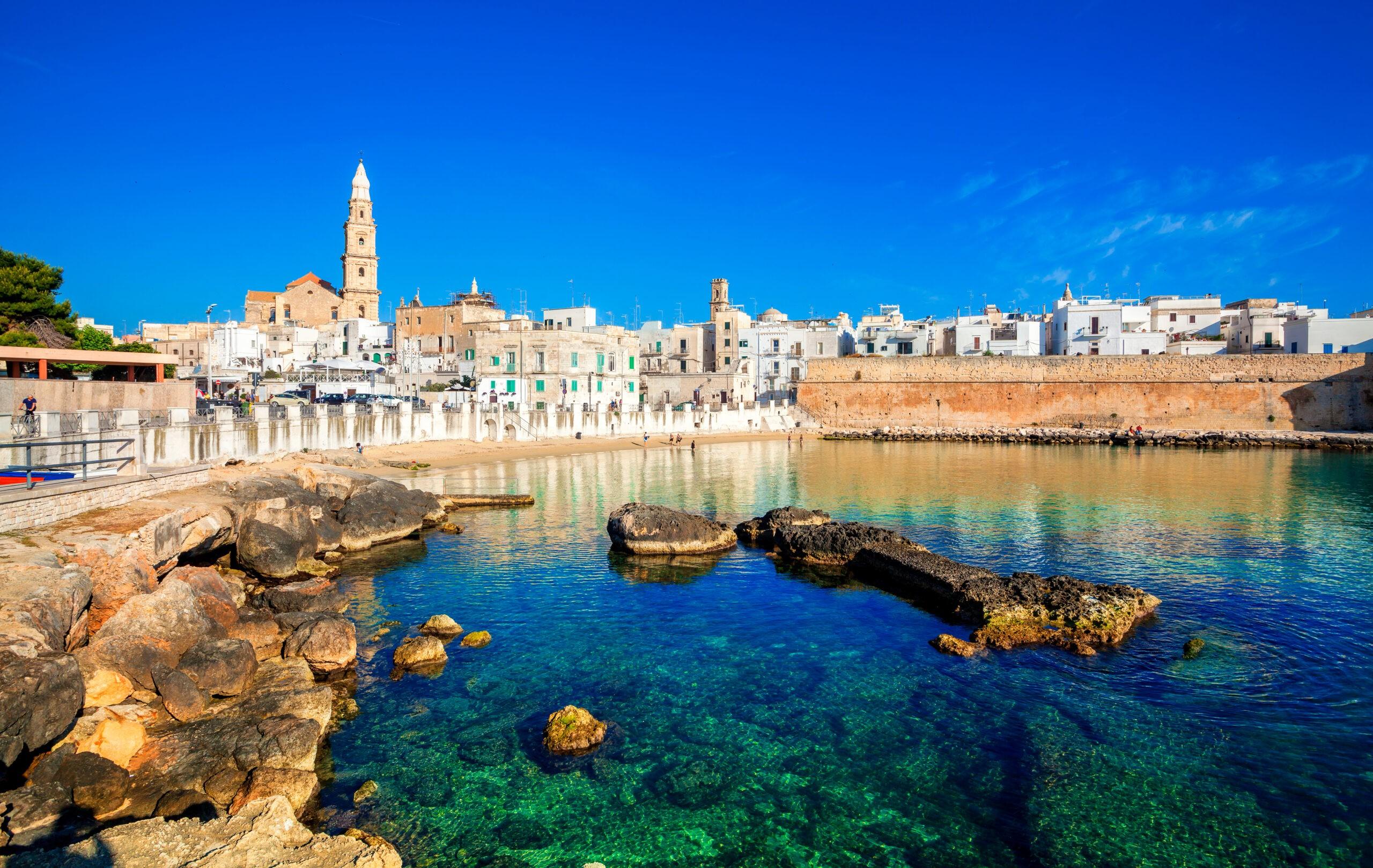 Apulia - piękne miejsce we Włoszech